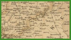 """""""Das Herzogthum Schlesien in Nieder- und Oberschlesien dann in Fürstenthumer e ..."""" (1809)."""