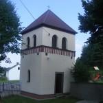 Budynek dzwonnicy przykościelnej