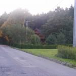 Cieślin - Budynki przy ulicy Jurajskiej (2)