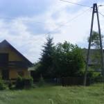 Cieślin - Budynki w Bagnach