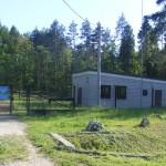 Cieślin - Hydrofornia dla sieci wodociągowej (obiekt wybudowany w czynie społecznym)