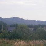 Cieślin - Widok na Bagna od strony ulicy Jurajskiej