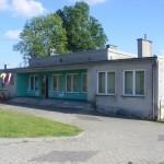 Cieślin - Wiejski Dom Kultury (Dom Ludowy) (obiekt wybudowany w czynie społecznym)