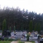 Cmentarz parafialny (część nowa(