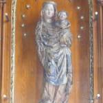 Figura Madonny z Dzieciątkiem (Matki Boskiej Cieślińskiej)
