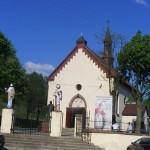 Główna brama wejściowa do kościoła