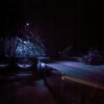 Ulica Zdrojowa w zimową noc - 16.02.2010