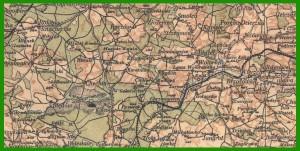 Mapa Operacyjna Polski (unprocessed) (1925).