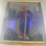 "ks. M. Dubiel - ""Święta Barbara"" [Cieślin - kościół]"