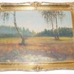 ks. M. Dubiel - Brzozy na leśnej polanie [24]