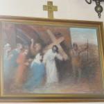 """ks. M. Dubiel - """"Droga Krzyżowa (Stacja IV)"""" [Cieślin - kościół]"""