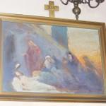 """ks. M. Dubiel - """"Droga Krzyżowa (Stacja XIV)"""" [Cieślin - kościół]"""