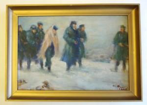 ks. M. Dubiel - Jeńcy Wojenni 1945 [Dąbrowa Górnicza]
