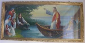 ks. M. Dubiel - Jezus na łodzi [Rodaki]