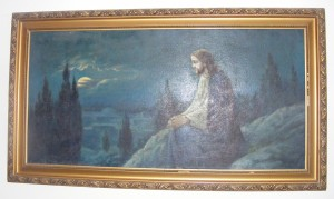 ks. M. Dubiel - Jezus w Ogrodzie Oliwnym [Cieślin]