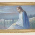 ks. M. Dubiel - Jezus w Ogrodzie Oliwnym [Wójcza]