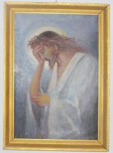 """ks. M. Dubiel -   """"Jezus w koronie cierniowej"""" [Jaroszowiec]"""