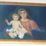 """ks. M. Dubiel - """"Matka Boża z Dzieciątkiem Jezus"""" [Biechów]"""