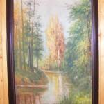 ks. M. Dubiel - Rzeka płynąca przez las [17]
