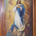 """ks. M. Dubiel - """"Wniebowzięcie Najświętszej Marii Panny"""" [Cieślin - kościół]"""