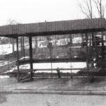 Przystanek komunikacyjny Cieślin I - wiata przystankowa (1991)