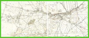 Mapa topograficzna GUGiK (1960-1966)