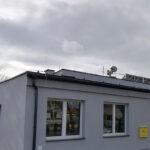 Cieślin - Dom Ludowy po modernizacji - listopad 2020 r.