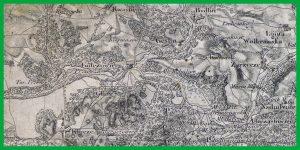 """""""Topograficzna Karta Królestwa Polskiego"""" (1863 r.)"""